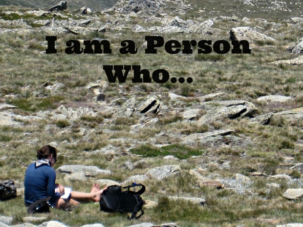 I am a Person Who