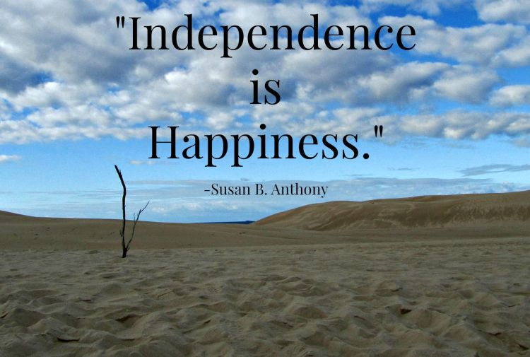 Independenceishappiness