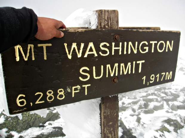 Mount Washington 4